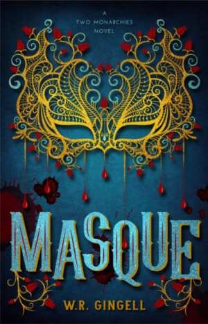 MAsque Kindle Book Cover